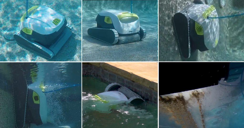 Fonctionnalités Dolphin T35