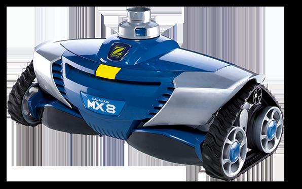 Robot de nettoyage piscine Zodiac MX8