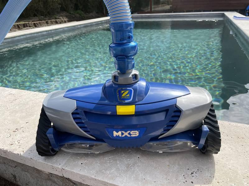 Robot de piscine Zodiac MX9