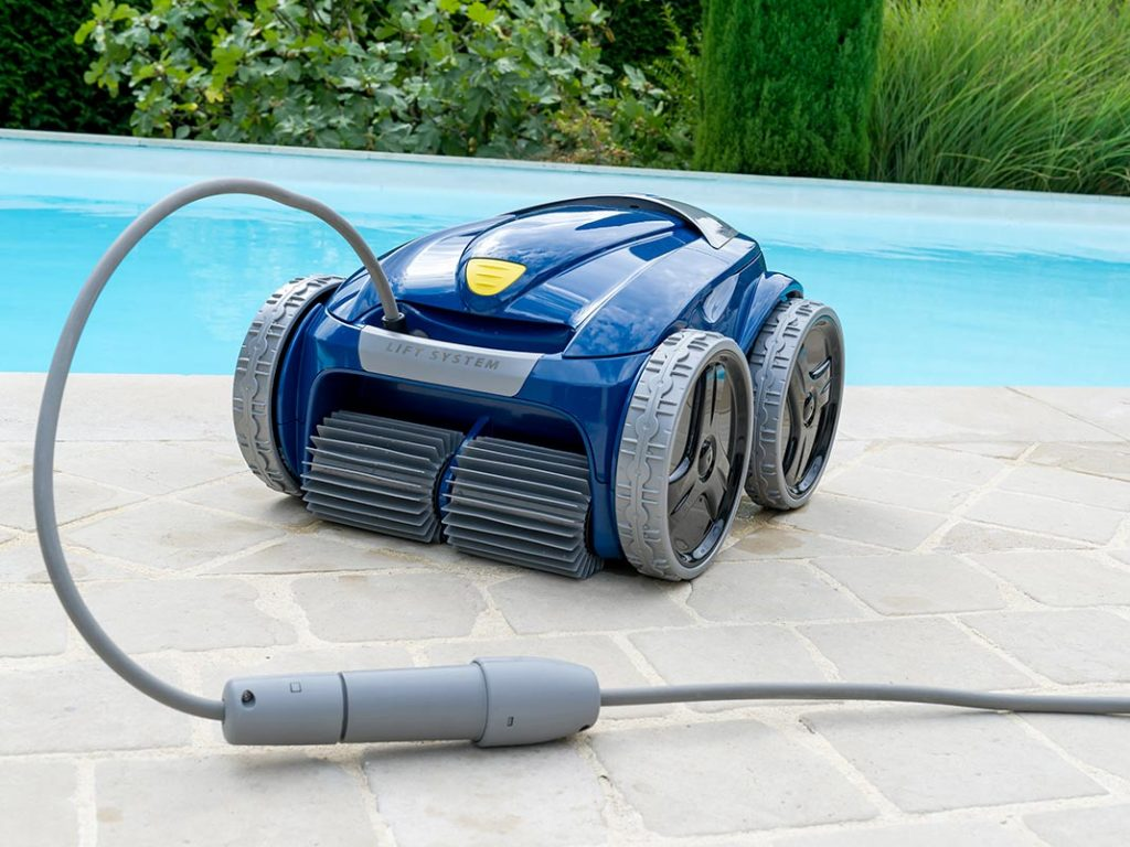 Robot de piscine électrique Zodiac Vortex