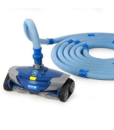 Robot de piscine hydraulique MX9